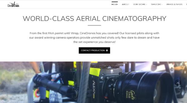 Portfolio-Cinedrones